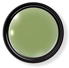 スモーキーソフトグリーン